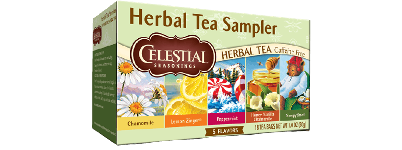 Herb Tea Sampler